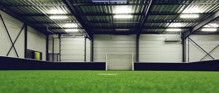 Modular sports complex