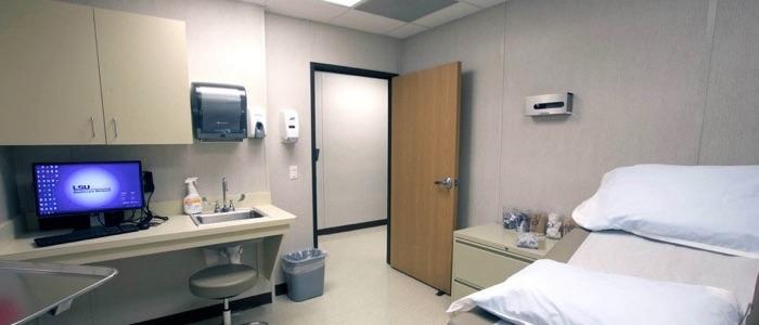 Sanitarios modulares