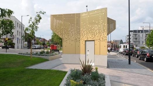 Wembley wc pavilion project