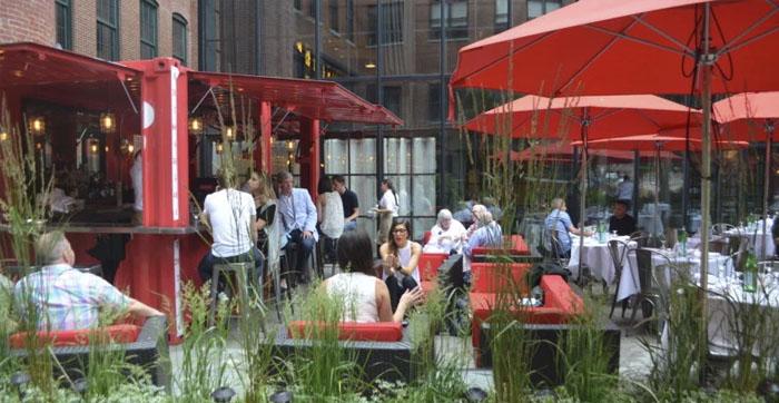 Cinquecento restaurant