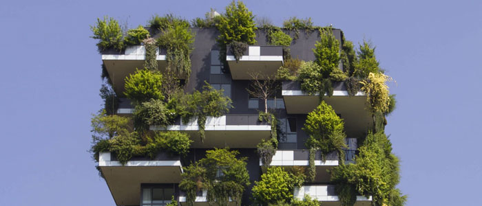 La construcción modular puede ser ecológica