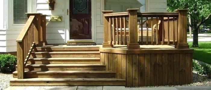escaleras para mobile homes
