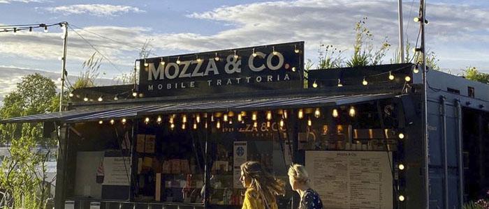 restaurantes construidos en contenedores