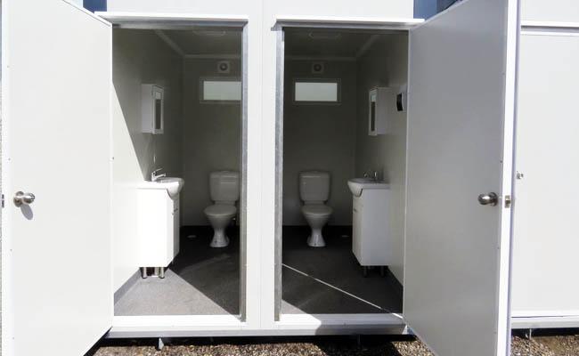 sanitarios portátiles interior