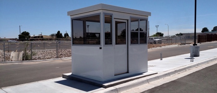 Security booth